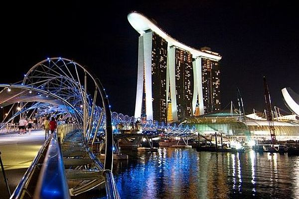 Marina Bay Sands, Singapore: the world's most jaw-dropping